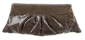 Lauren Merkin Patent Leather Clutch
