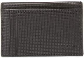 Jack Spade Men's Embossed Logo ID Wallet