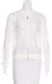 Ella Moss Guipure Lace Jacket