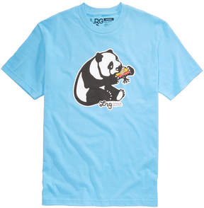 Lrg Men's Panda Tree Graphic-Print T-Shirt