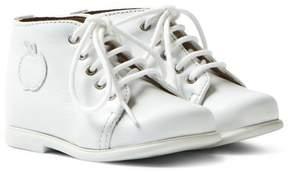 Pom D'Api Pom Dapi White Nioupi Primo Boots