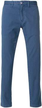 Jacob Cohen classic mid-rise cropped trousers