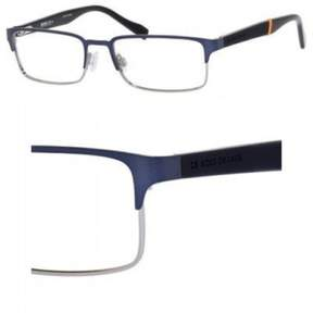 HUGO BOSS Eyeglasses Boss Orange B_orange 136 01OM MATBLUE RUTH