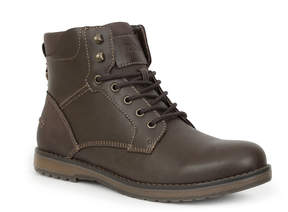 Izod Leon Mens Lace Up Boots