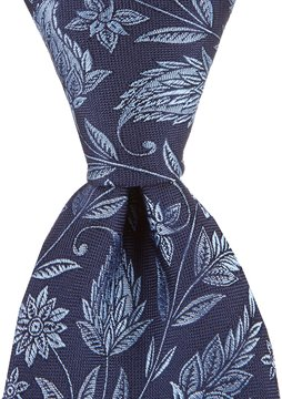 Murano Garden Party Traditional Silk Tie