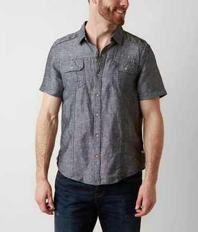 ProjekRaw Projek Raw Linen Shirt