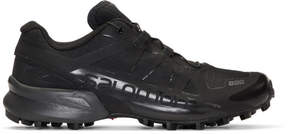 Salomon Black Limited Edition S-Lab Speedcross Sneakers