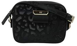 Class Roberto Cavalli Black Small Shoulder Bag Sofia 002.