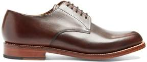 Grenson Curtis leather derby shoes