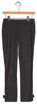 Milly Girls' Knit Leggings
