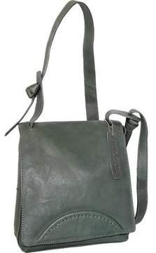 Nino Bossi Ginnie Leather Crossbody Bag (Women's)