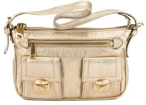 Marc by Marc Jacobs Marc Jacobs Gold Cammie Leather Handbag (Pre Owned) - ONE COLOR - STYLE