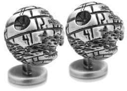 Cufflinks Inc. Cufflinks, Inc. Star Wars 3D Death Star Cuff Links