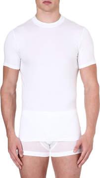Zimmerli Stretch-cotton t-shirt
