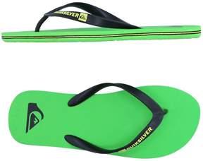 Quiksilver Toe strap sandals