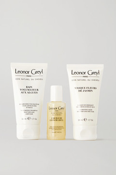 Leonor Greyl Travel Kit For Colored Hair - Colorless