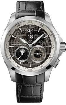 Girard Perregaux Traveller Automatic Men's Watch