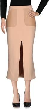 David Koma 3/4 length skirts