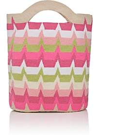 Mila Louise Sophie Anderson Women's Small Shopper Tote Bag - Pink