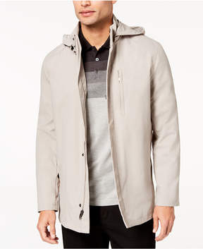 Alfani Men's Full-Zip Jacket with Removable Hood, Created for Macy's