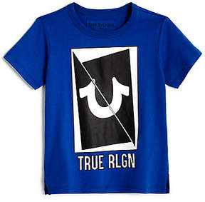 True Religion TODDLER/LITTLE KIDS LONG SLICED HS TEE