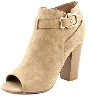 G by Guess Julep Peep-toe Synthetic Bootie.