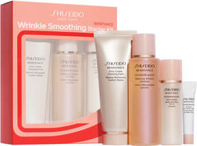Shiseido Benefiance Wrinkle Smoothing Starter Kit