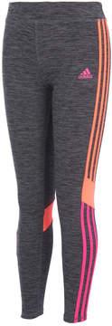 adidas Knit Leggings - Preschool Girls