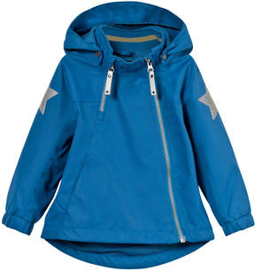 Molo Deep Water Blue Hopla Jacket