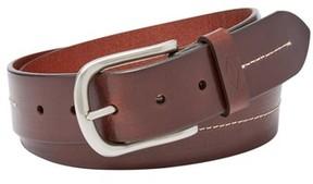 Fossil Men's Cullen Leather Belt