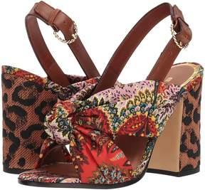 Etro Block Heel Sandal Women's Sandals