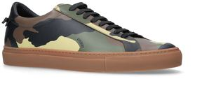 Givenchy Leather Knot Sneakers