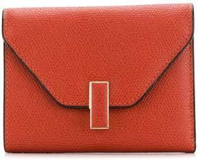 Valextra three-fold wallet