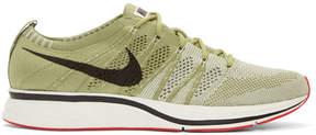Nike Green Flyknit Trainer Sneakers