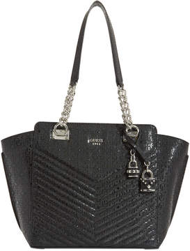 GUESS Signature Halley Large Tote