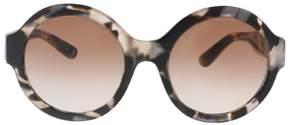 Dolce & Gabbana DG4331 312013 Pearl Grey Round Sunglasses