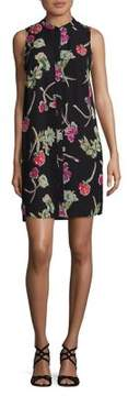 Context Floral Shift Dress