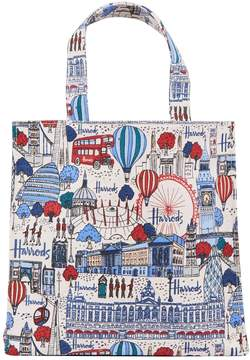 Harrods Pretty City Small Shopper Bag