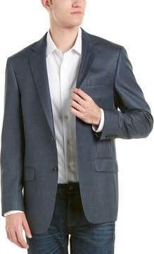 Hart Schaffner Marx Wool & Silk-Blend Sport Coat