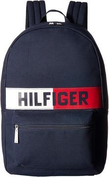 Tommy Hilfiger Tommy  Flag Canvas Backpack