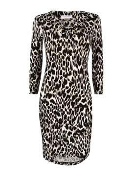 Calvin Klein Women's Printed Jersey dress