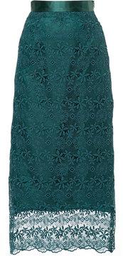 CITYSHOP floral lace skirt
