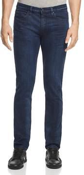 HUGO 734 Super Slim Fit Jeans in Dark Blue