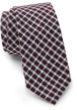 Ben Sherman Stewart Check Tie