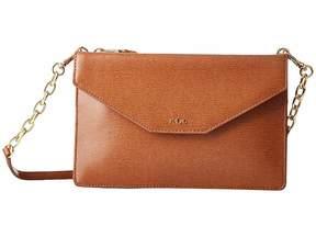Lauren Ralph Lauren Newbury Erika Small Crossbody Handbags