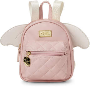 Betsey Johnson Luv Betsey By Blush Flutter Kitch Wing Mini Backpack