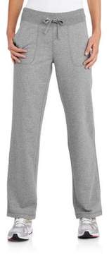 Danskin Women's Active French Terry Pant available in regular and Petite