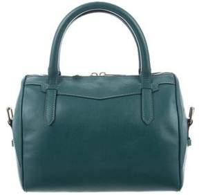Reece Hudson Leather Satchel Bag