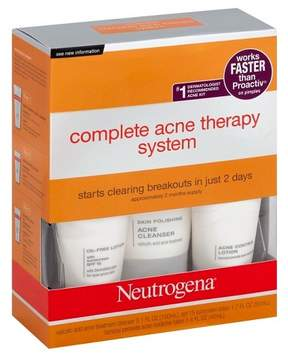 Neutrogena® Advanced Solutions Acne Kit