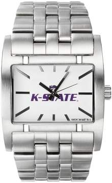 Rockwell Kohl's Kansas State Wildcats Apostle Stainless Steel Watch - Men